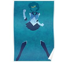 Sailor Mercury Poster