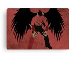 Devil Jin Canvas Print