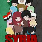 SYRIA - We&#x27;re With You by SpreadSaIam