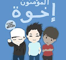 Muslims are Brothers by SpreadSaIam