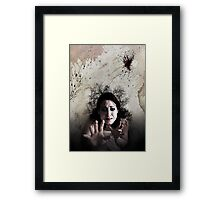 Crown of Thorns Framed Print