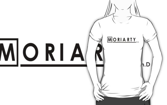 Moriarty Ph.D (Black)  by cumberqueen