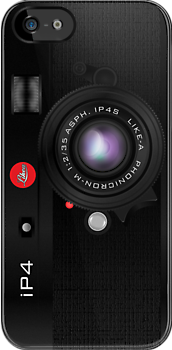 Like-a Camera (Black) by Alisdair Binning