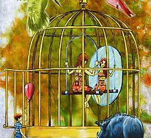 Birdcage by Baird Hoffmire