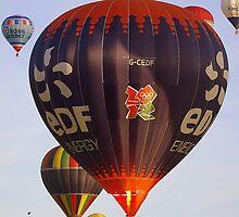 Hot air Balloon Bristol Fiesta EDF by fishface220
