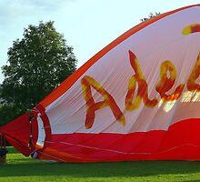 Bristol Balloon Fiesta Hot Air Balloon by fishface220