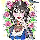 Snow White by Daniel Savoie