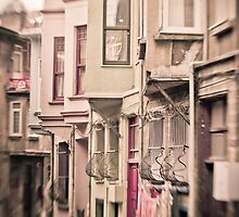 The Warm Streets of Balat by Josephine Pugh