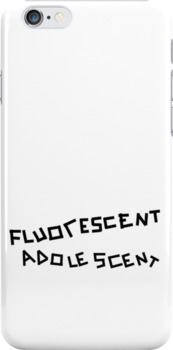 Arctic Monkeys - Fluorescent Adolescent by 0llie