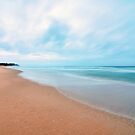 Peaceful Morning - Bateau Bay Beach by Jacob Jackson