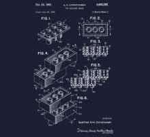 Lego Patent Inverted for Dark Background by doknomurinn