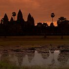 Angkor Wat by GayeL Art