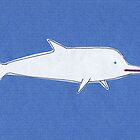 a dolphin by maybemary