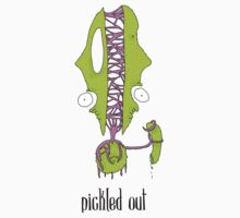 Funny pickle alien by prdesign