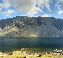 Wastwater..The Screes by VoluntaryRanger
