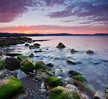 Bellerive Bluff Sunrise #6 by Chris Cobern