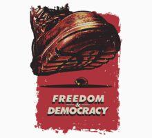 Freedom&Democracy Kids Clothes