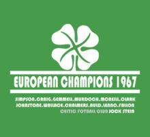 European Champions 1967 by Hoidy10