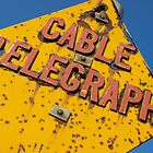 Cable Telegraph by Tom Collier