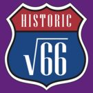 Historical route    66  by karlangas