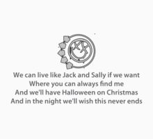 I miss you - Blink 182 by TheJoesif
