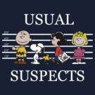 Peanuts - Usual Suspects by ScottW93
