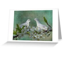 A Spring Thing Greeting Card