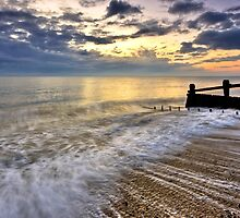 Slaughden, Suffolk by Thomas Harvey