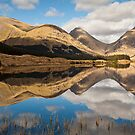 Glen Etive, Glencoe, Scotland by Martin Slowey