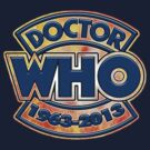 DOCTOR WHO 1963-2013 by ideedido