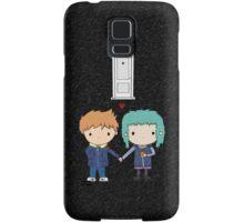 Scott Pilgrim - Scott and Ramona Samsung Galaxy Case/Skin
