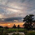 Chippewa Inlet sunset by iamwiley