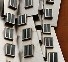Stata Center Windows by Jane McDougall