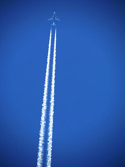 Vapor Trails by Nevermind the Camera Photography