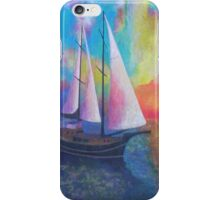 Bodrum Gulet Cruise iPhone Case/Skin