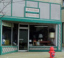 Antique Warehouse by Nevermind the Camera Photography
