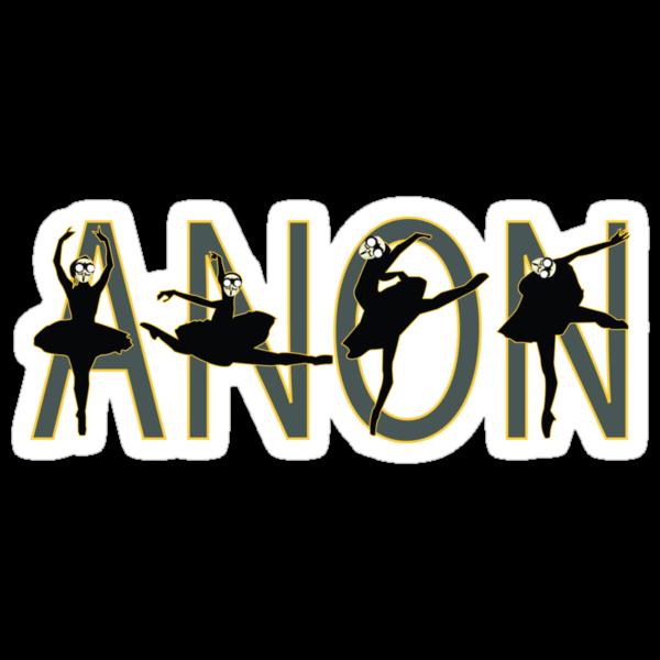 anon dance by 2piu2design