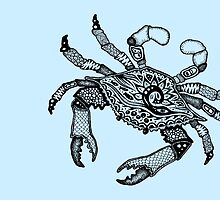 Crab Three by Casey Virata
