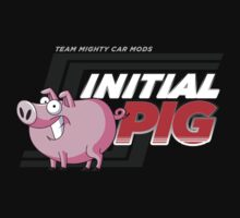 Initial Pig Shirt by martinm