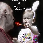 Happy Easter by Terri Chandler