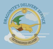 Dragonite's Delivery Service by DavidTheStrange