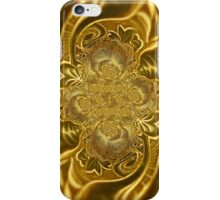 Gold Plated Series*03 iPhone Case/Skin