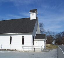 Grace Reformed United Church Of Christ by James Brotherton