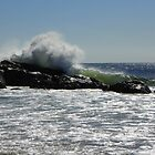Beautiful Wave by MaryinMaine