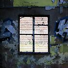 Graffiti Window by Ant Parkes