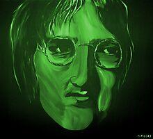 John Lennon 3 by markmoore