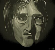 John Lennon 4 by markmoore