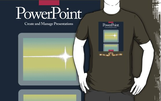 PowerPoint 1.0 for Macintosh, 1987 (25th Anniversary Re-Issue) by Robert Gaskins
