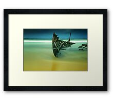 Broken Dream Framed Print