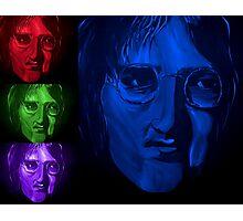 Lennon The Legend Photographic Print